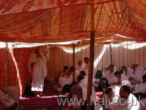 Hajj 2008 Arafat