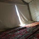 Hajj 2019 Arafat tent in