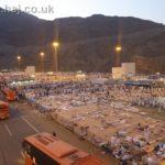 Hajj 2019 Mozdalifah departure