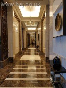 Hajj 2019 Fairmont corridor2