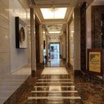Hajj 2019 Fairmont corridor